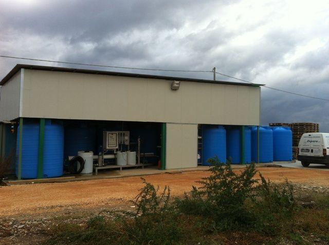 Processo di Osmosi Inversa per impianti di depurazioni acqua - Depura Srl